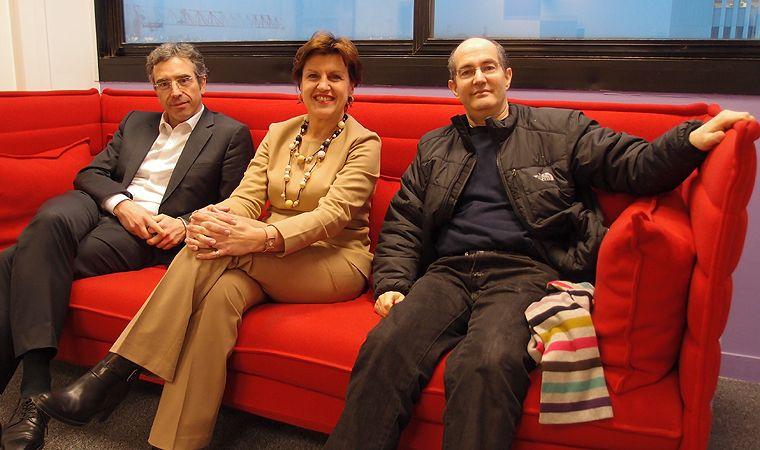 Dominique Reynié, Annie Genevard et Patrick Weil