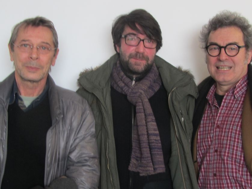 Patrick Grandperret, Antoine de Baecque, Yann Dedet