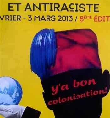 Semaine Anticoloniale