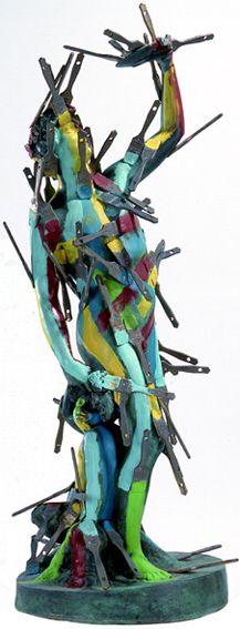 Arman - Ivre de couleurs - 1998