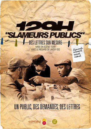 Slameurs publics