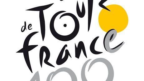 Logo Tour de France 100