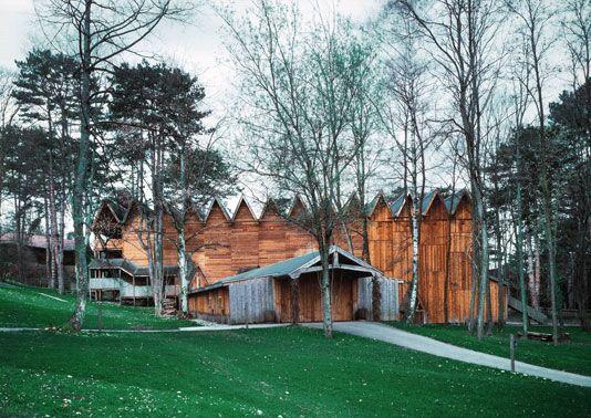 La Grange au lac, Evian-les-Bains, Haute-Savoie, 1992