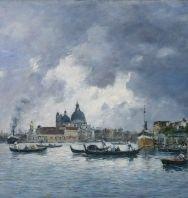 Venise - Eugene Boudin