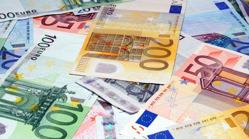 Euros - photo d'illustration