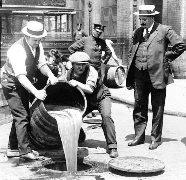 Prohibition aux Etats-Unis