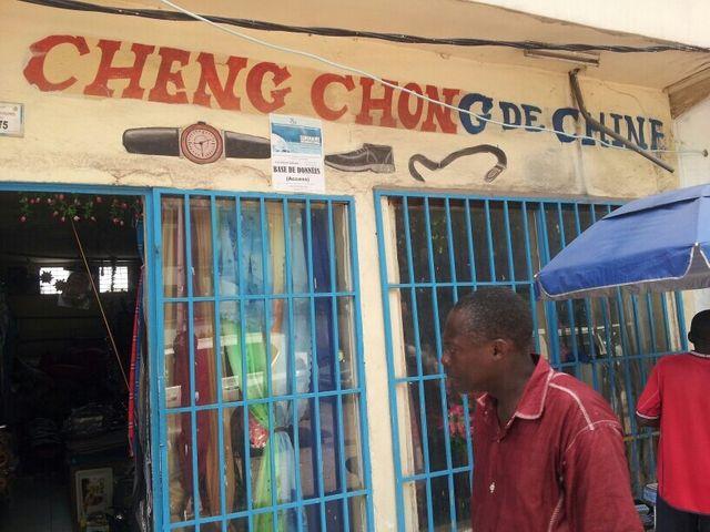 Echopes chnoises