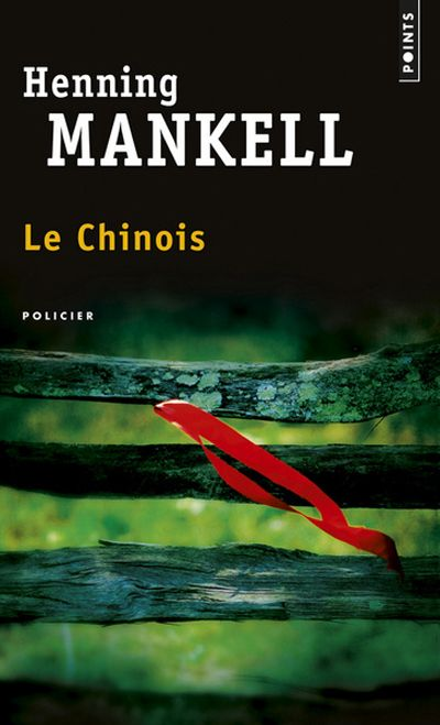 """Le chinois"" de Henning Mankell"