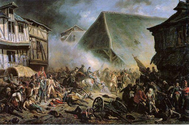 Bataille du Mans, Jean Sorieul, 1852