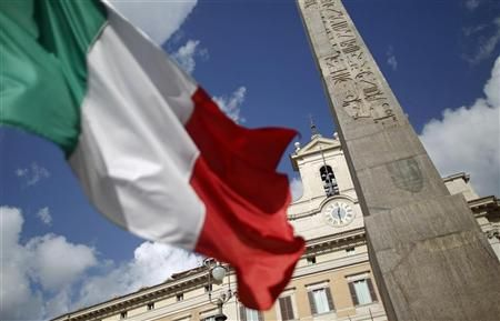 les couleurs de l'Italie