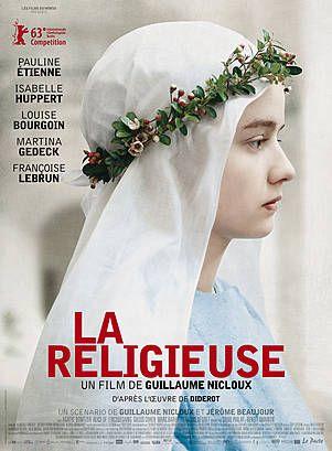 """""""La religieuse """" de Guillaume Nicloux"""