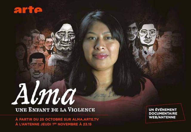 alma, une enfant de la violence