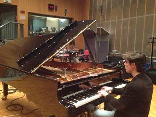 Michel Reis au studio 118