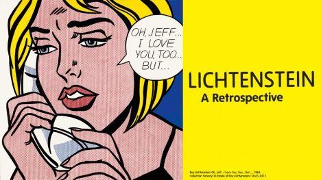 Roy Lichtenstein à la Tate Modern