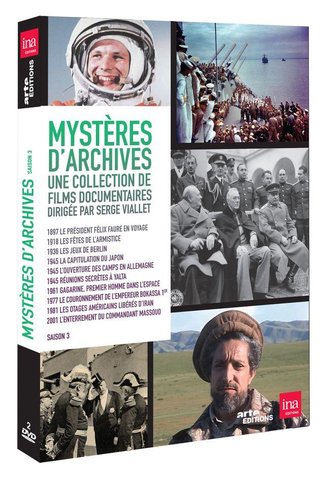 Mystère d'Archives Saison 3