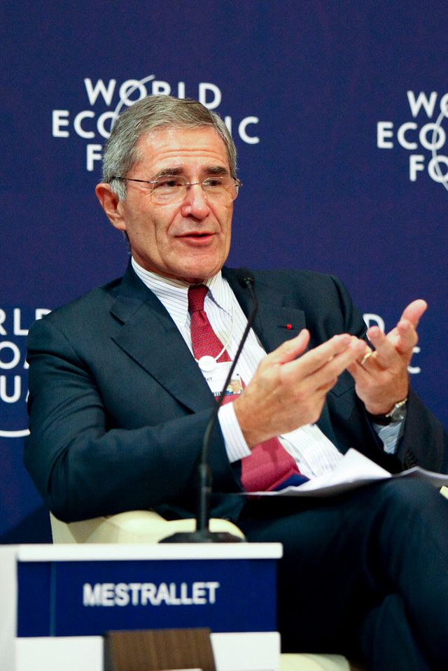 Gérard Mestrallet (World Economic Forum on East Asia 2011)
