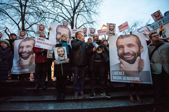 20.000 personnes ont signé la pétition pour la libération de Nadir Dendoune