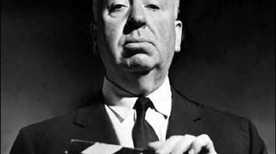 Portrait d'Alfred Hitchock