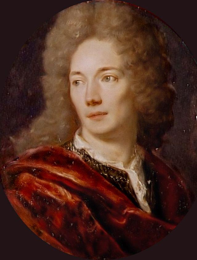 Portrait de La Bruyère, par Nicolas de Largillière
