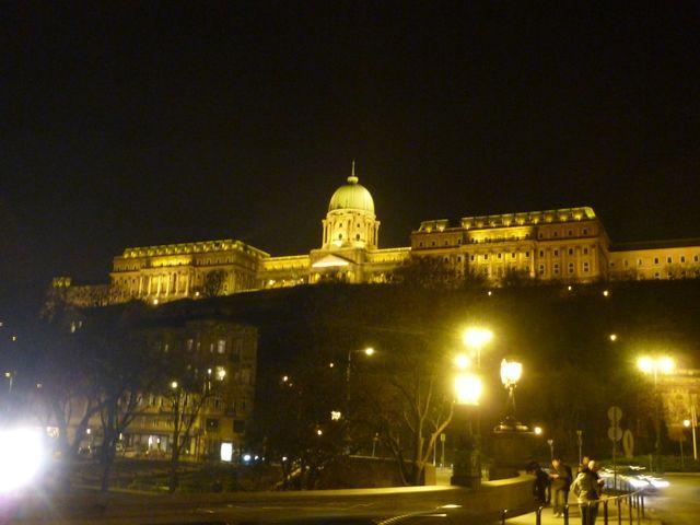 Le Château de Buda (Hongrie)