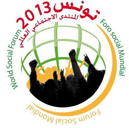 Logo du Forum Social Mondial 2013