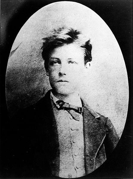 Arthur Rimbaud - 1er Tableau