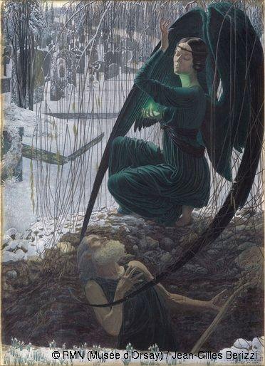 La Mort et le fossoyeur