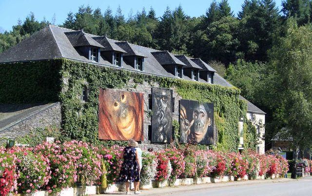 La Fabrique de La Gacilly (Morbihan)