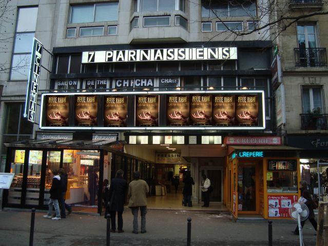 """Le film """"Pierre Rabhi, au nom de la Terre"""" aux Sept Parnassiens"""