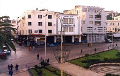 Tanger, du cinéma à la cinémathèque