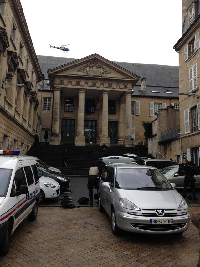 Forte mobilisation pour retrouver un évadé à Poitiers