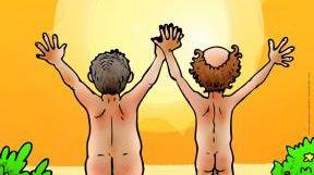 Adam et Dave : la nouvelle revue Scoute