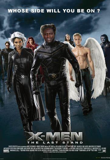 Omar Sy - X Men