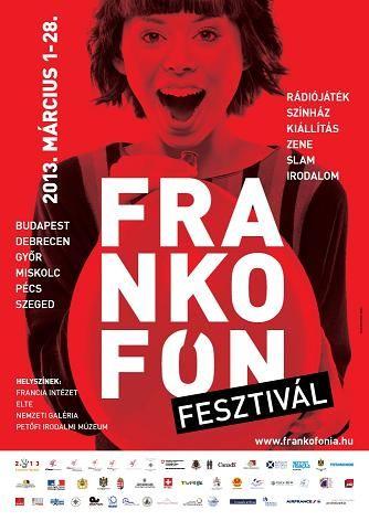 Festival de la Francophonie à Budapest