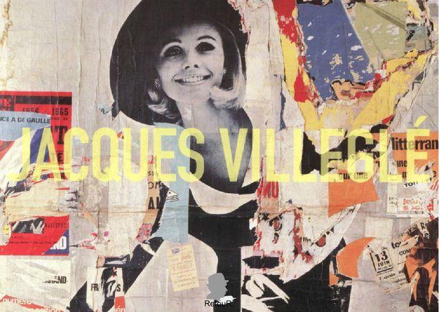 Le site de Jacques Villeglé