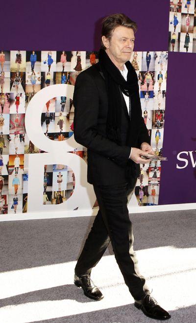 David Bowie en 2010