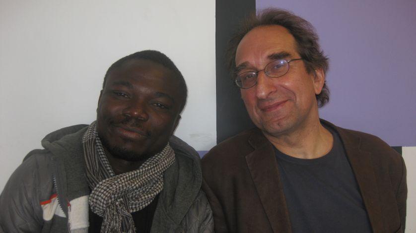 Dieudo Hamadi et Marc-Henri Wajnberg