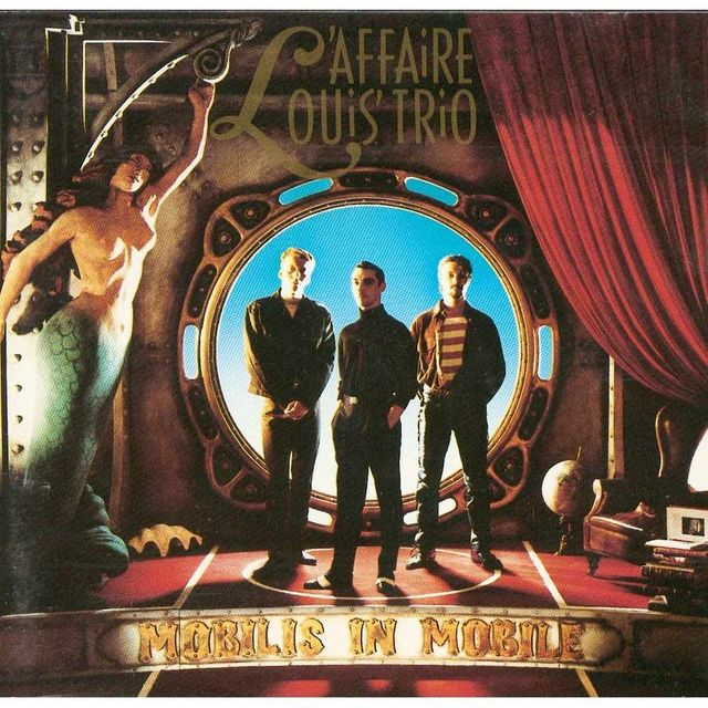 Mobilis In Mobile - L'affaire Louis Trio ( 1993)