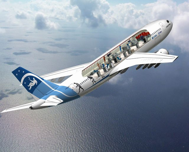 Avion 3 G