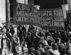 """Nos printemps 70"" documentaire sur France 3"