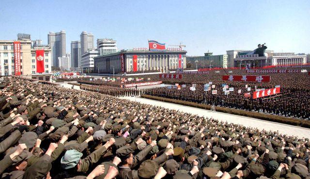 Pyongyang, Corée du Nord