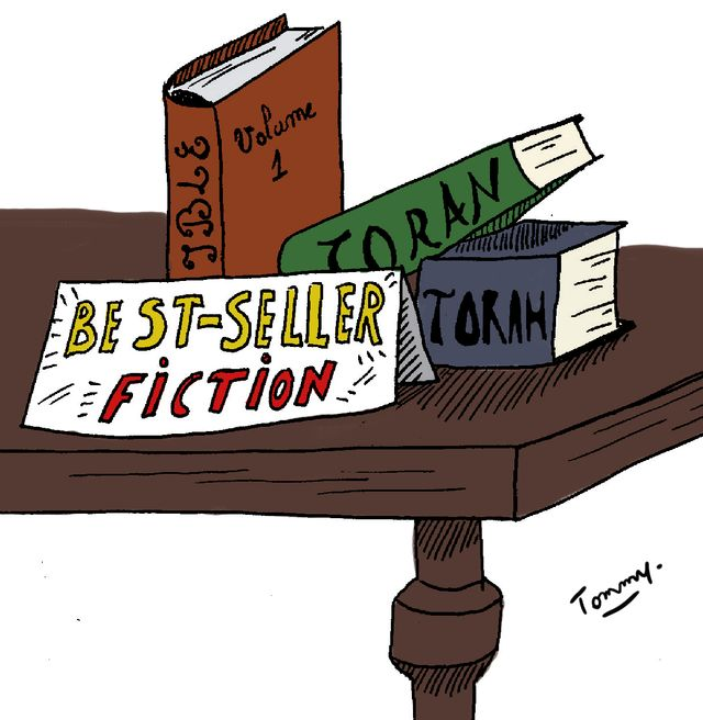 Best-sellers fiction