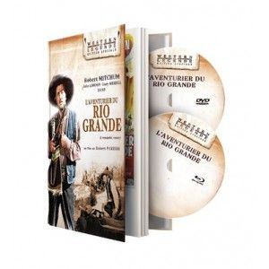 Dvd du film L'aventurier de Rio Grande