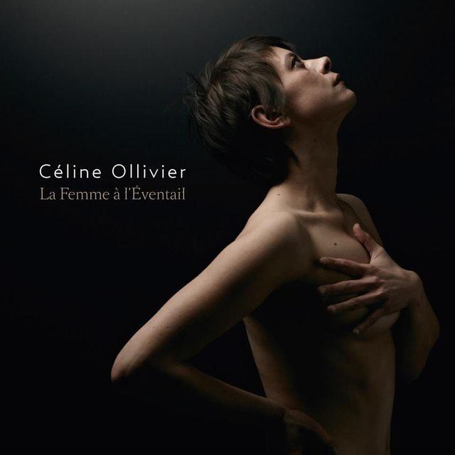 Céline Ollivier - la Femme à l'éventail