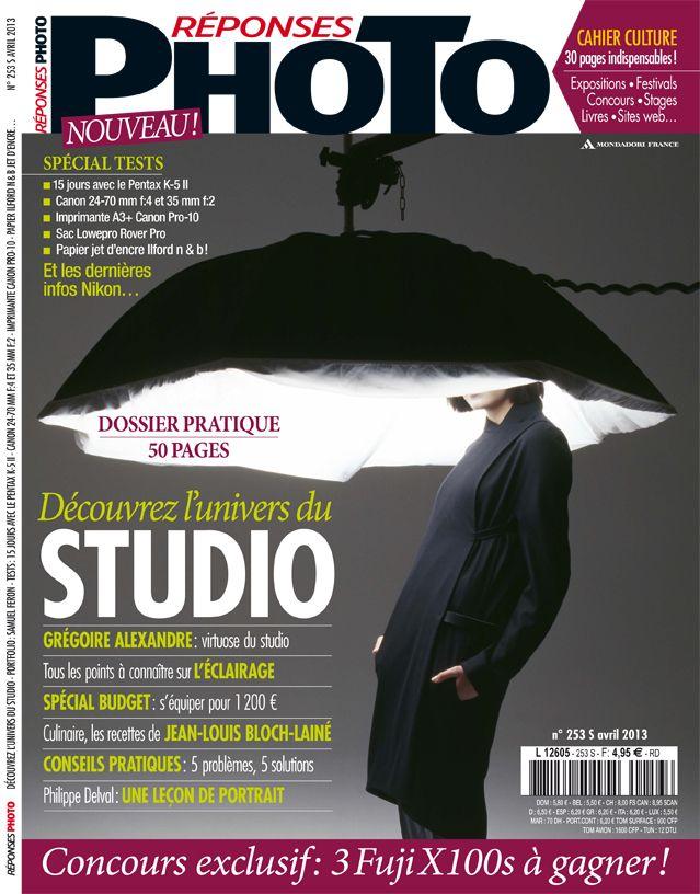 Magazine Réponses Photo avril 2013