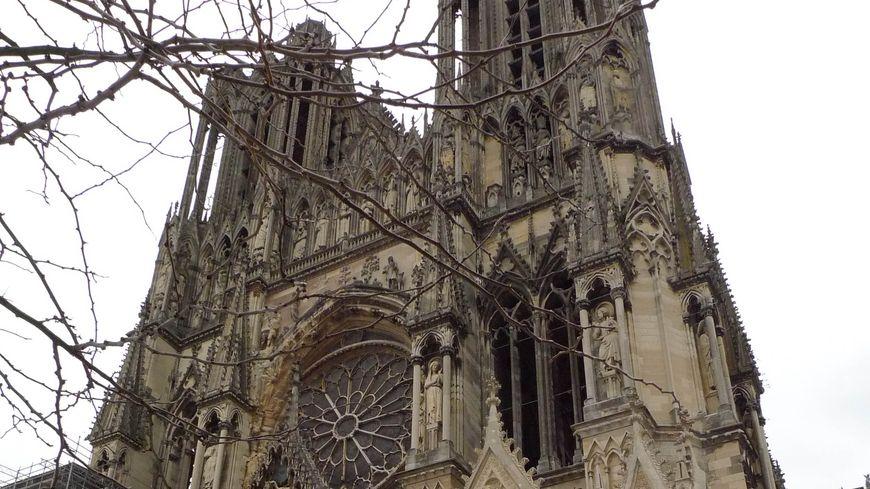 Cathédrale de Reims : France Bleu Champagne