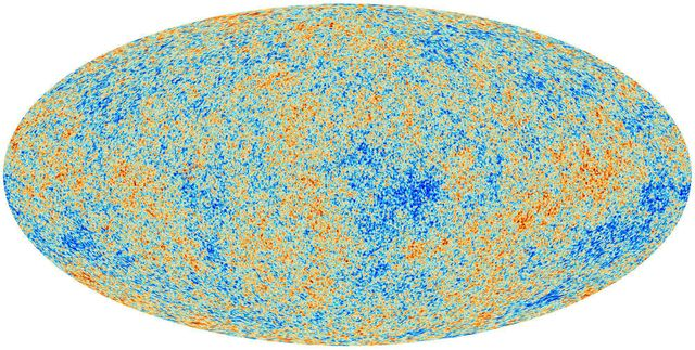 Images observées par Planck