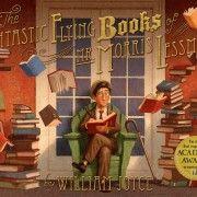 Les livres volants de Morris Lessmotre