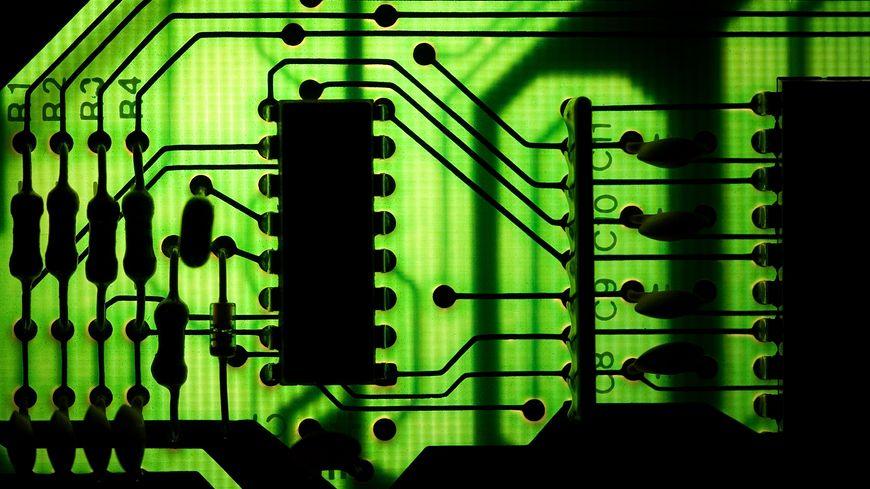 Microprocesseur informatique