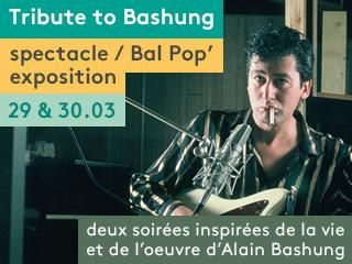 Tribute to Bashung
